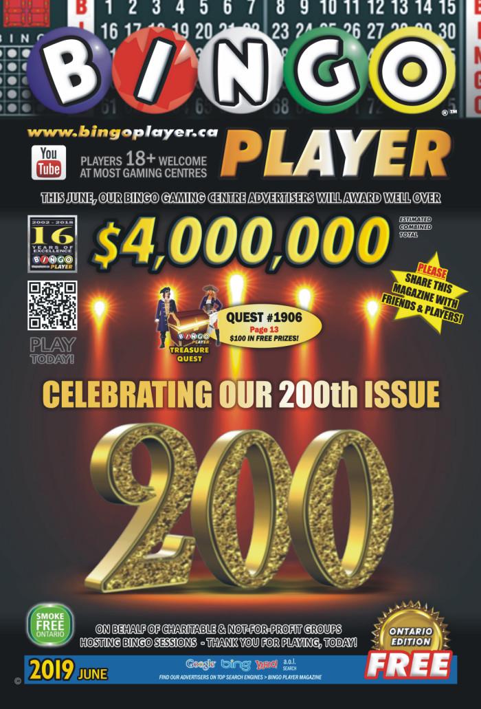 2019 News / Announcements – Bingo Player Magazine